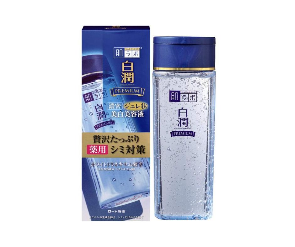Hadalabo Shirojyun Premium Whitening Jelly Essence
