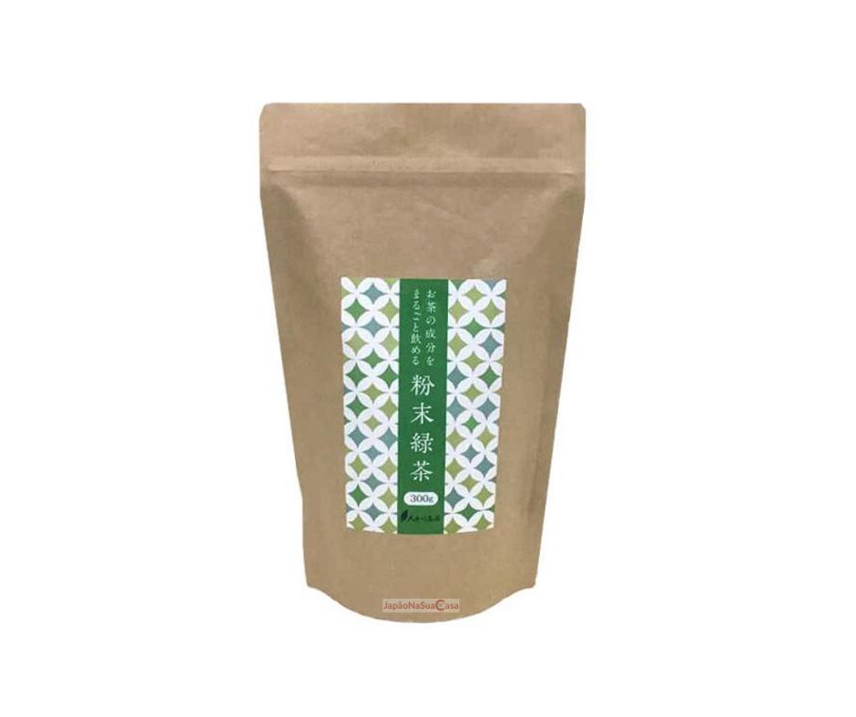 Oigawa Instant Green Tea