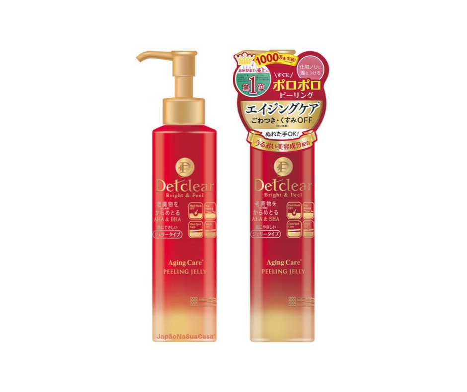 Detclear Bright & Peel Aging Care Peeling Jelly