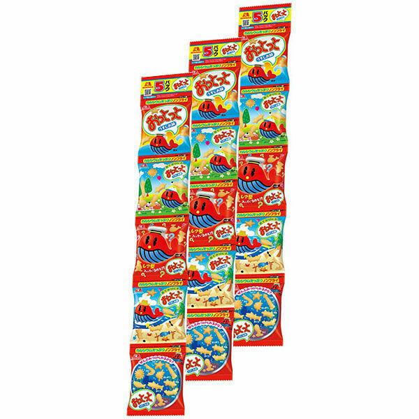 Morinaga Ototo Salty Crackers