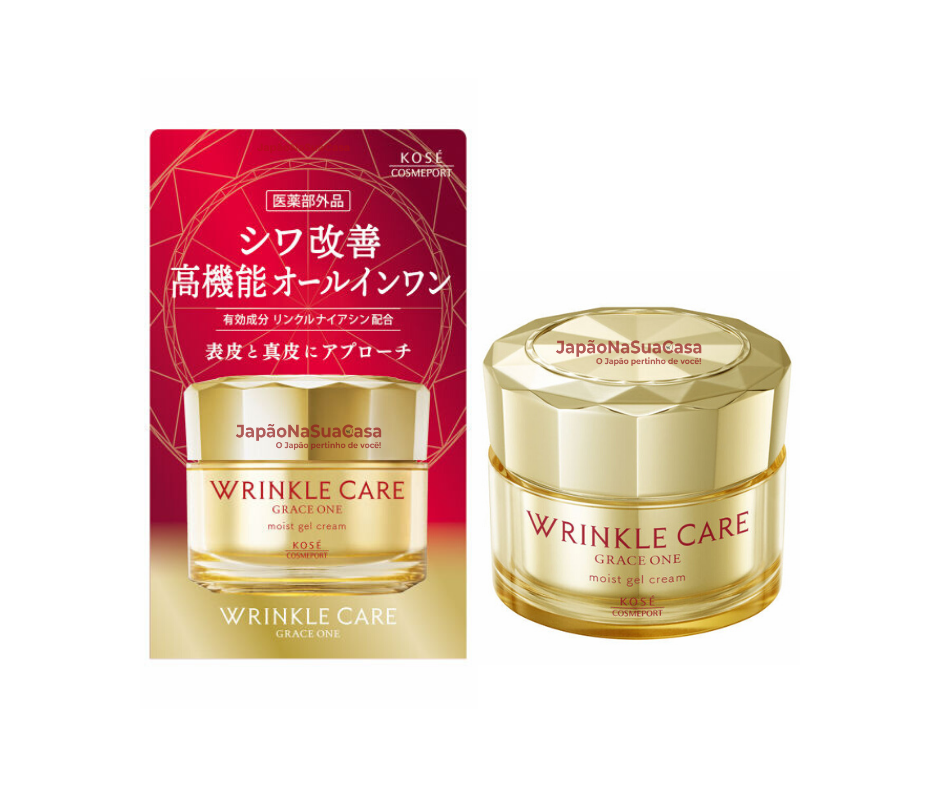 Grace One WRINKLE CARE Moist Gel Cream
