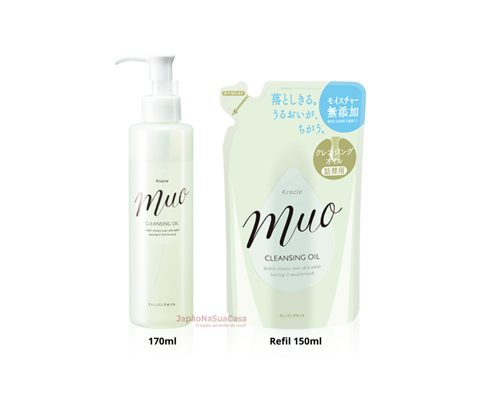 Kracie Muo Cleansing Oil