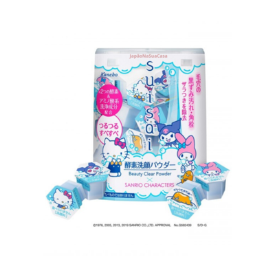 Kanebo SuiSai Beauty Clear Powder X Sanrio Characters