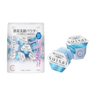 Kanebo SuiSai Beauty Clear Powder Wash N
