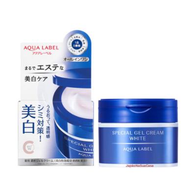 Shiseido AQUA LABEL Gel Cream White
