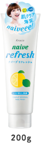 Naive Makeup Remover Refresh Cleansing Foam