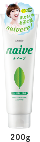 Naive Makeup Remover Cleansing Foam Green Tea