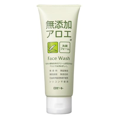 Rosette Additive-free Aloe Face Wash
