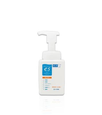 HadaLabo es Bubble Face Wash - For the Sensitive Skin
