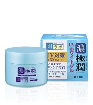 HadaLabo Gokujyun UV White Gel SPF50+ PA++++