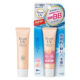 Bioré UV AQUA Rich BB Essence SPF50+ PA++++