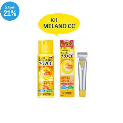 Melano CC Lotion + Essence Set