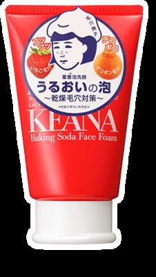 Keana Nadeshiko Baking Soda Face Foam