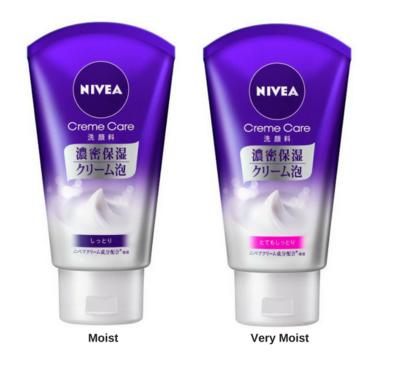 NIVEA Creme Care Facial Foam