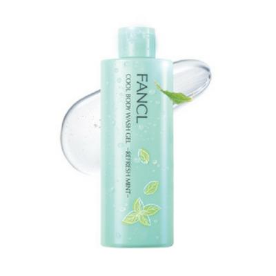 FANCL Cool Body Wash Gel - Refreshing Mint