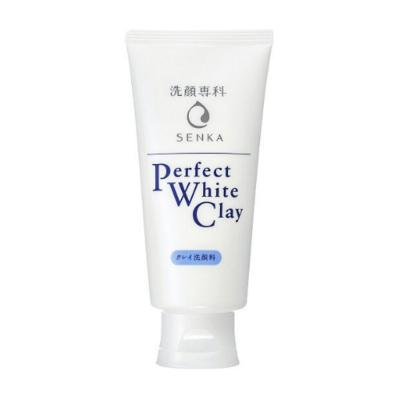 Shiseido Senka Perfect White Clay