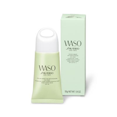 Shiseido Waso Color-Smart Day Oil-Free SPF30 PA+++