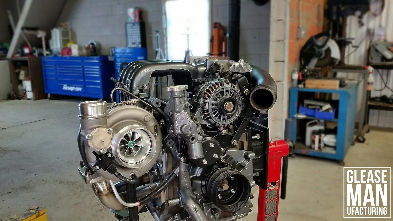 Borg Warner EFR Turbo System (Fits RHD)