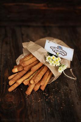 Хлебные палочки (без отрубей)