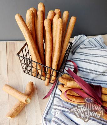 Хлебные палочки