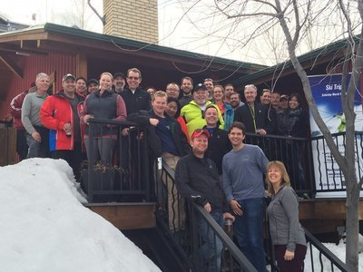 Après Ski Hospitality Suite on Saturday 2/22/20