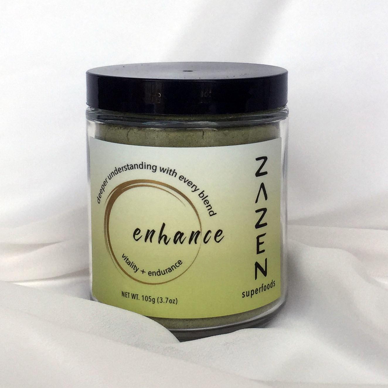 Zazen Super Blend: Enhance