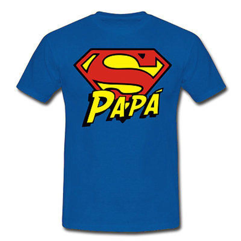 T-shirt SUPERPAPA'