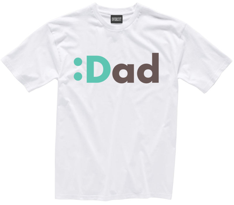 T-shirt :DAD