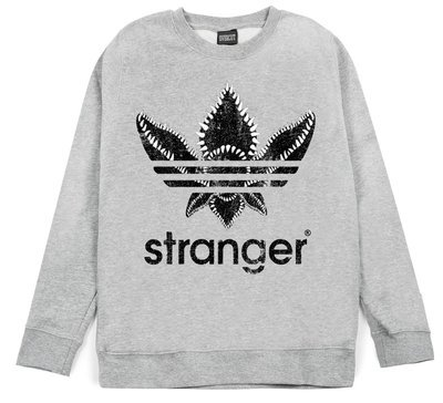 adidas stranger things t-shirt