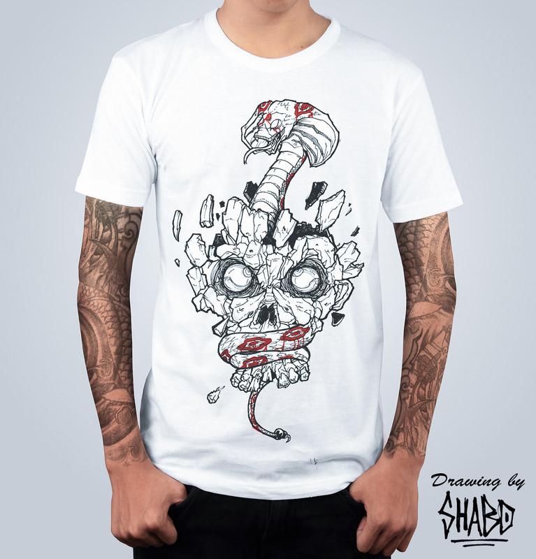 T-shirt Kobrakai Bianca
