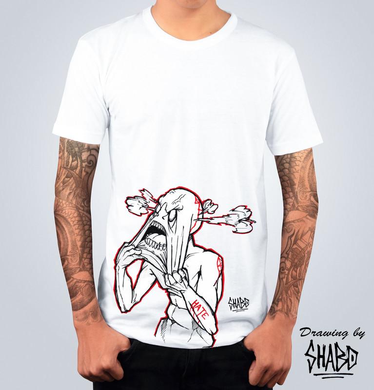 T-shirt Ira Bianca
