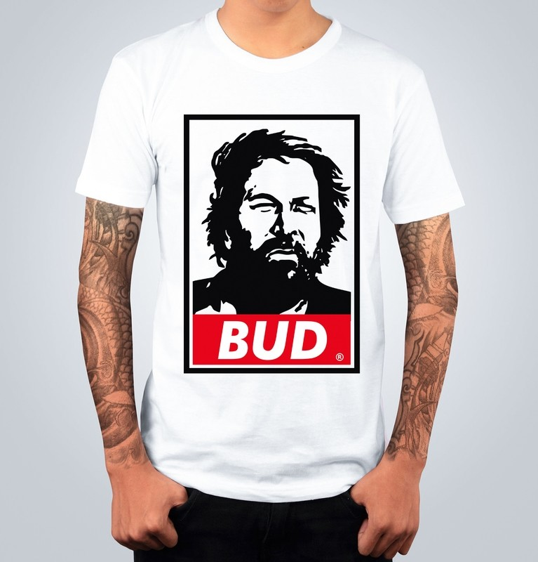 T-shirt Bud Spencer
