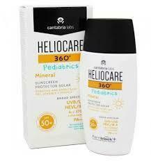 HELIOCARE PEDIATRIC MINERAL. es un fotoprotector pediátrico con filtros 100% minerales, especialmente indicado para pieles sensibles y atópicas desde los 3 meses de edad.