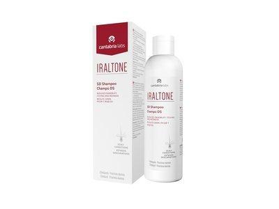 IRALTONE CHAMPÚ DERMATITIS SEBORREICA. Higiene ideal para combatir la descamación, el enrojecimiento y la comezón.