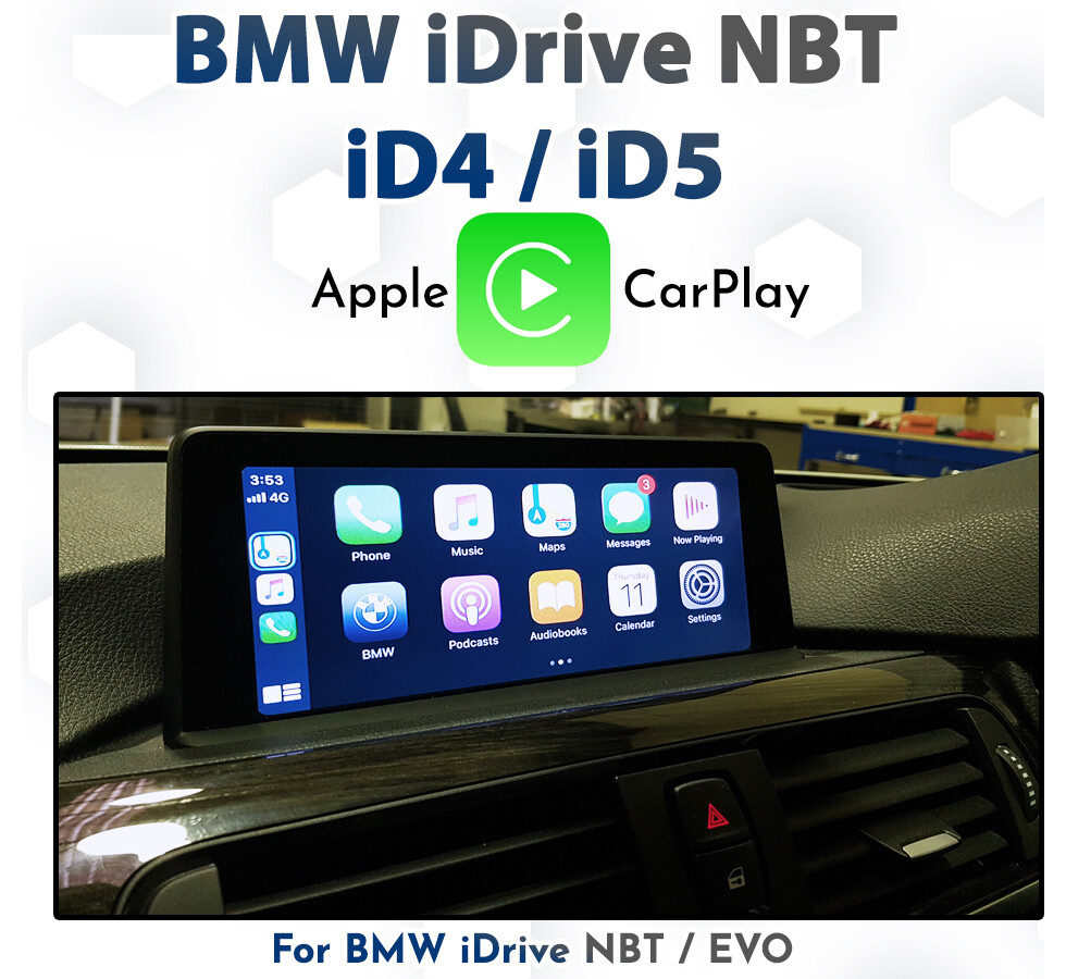 Bmw Nbt Carplay