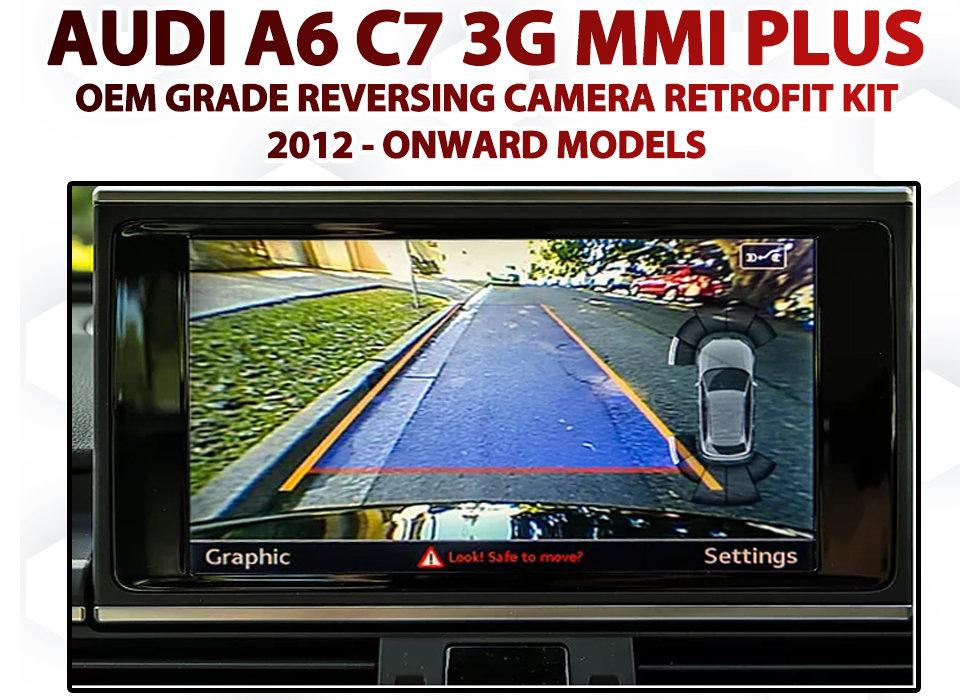 Audi A6 C7 Mmi Update