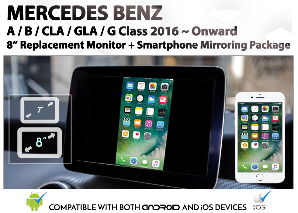 Mirrorlink Compatible Phones