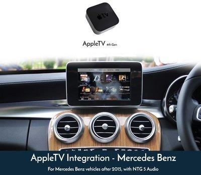 Factory Audio Integrated Apple TV