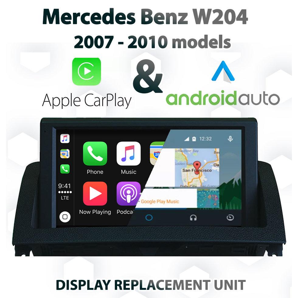 [2007-2010] Mercedes Benz W204 C-Class 8