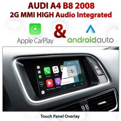 Audi 2G MMI Integrated Apple CarPlay / Android Auto