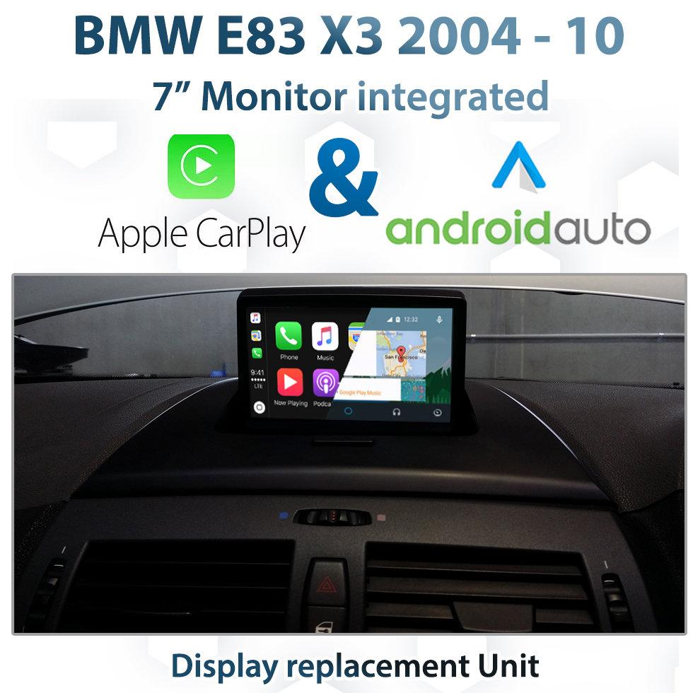 BMW E83 X3 2004 - 2010 7