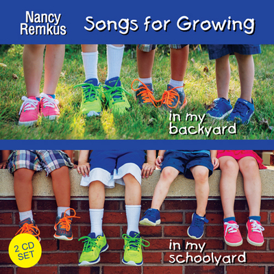 Songs For Growing - CD