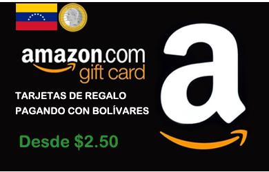 Amazon.com Gift Cards GCAMAZON_con_BSF