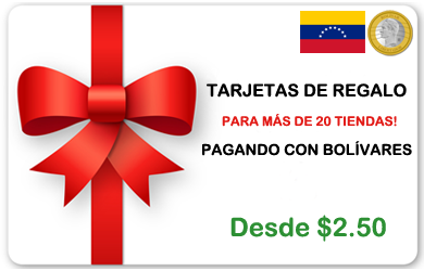 Gift Cards Otras Tiendas GIFTCARDS_BSF