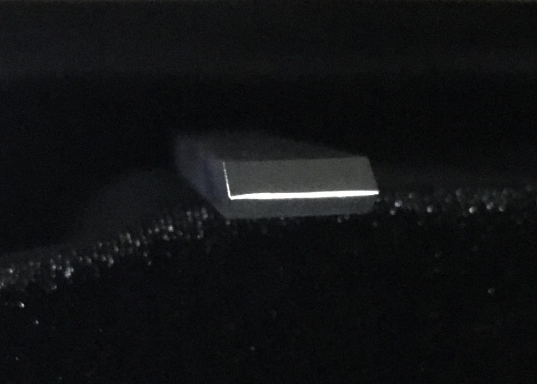 "1/2"" inch Straight Liner Stamp"