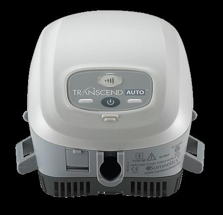 Transcend STD portable CPAP Starter Kit