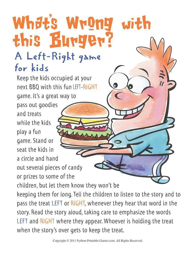 Foods & Drinks: What's Wrong With This Burger Left Right