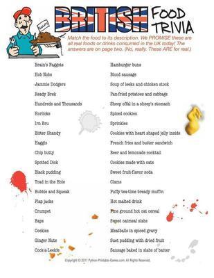 Food Trivia For Kids | Healthy HesongBai