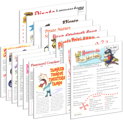 Special Deals Printable Games Deals