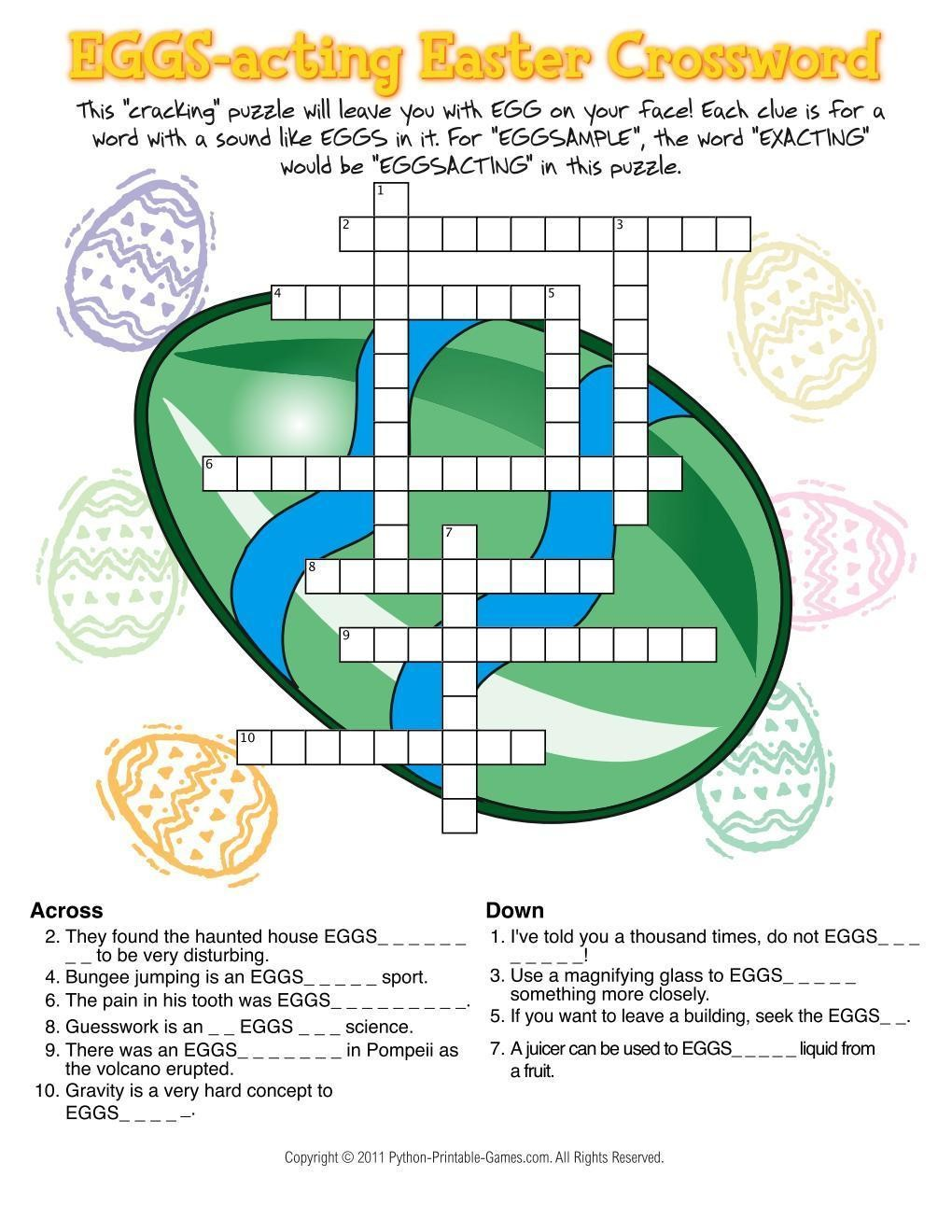 picture about Easter Trivia Printable known as Easter: Egg Information Trivia Match